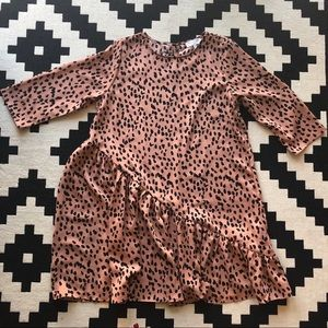 Hayden Polka Dot Dress Size L